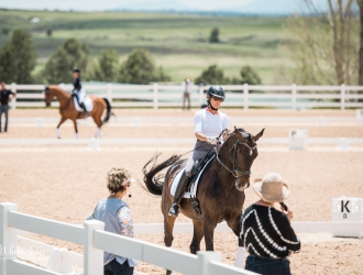 Dressage Symposium in the Rockies 2018
