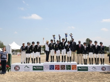 team show jumping